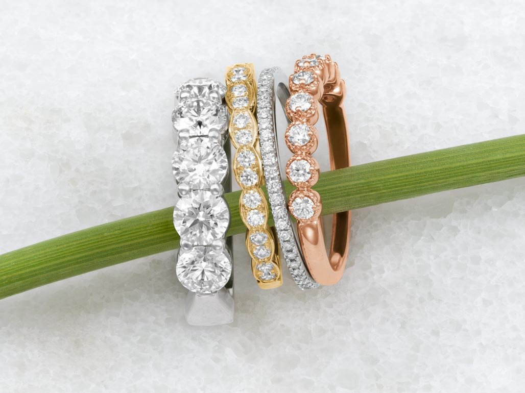 How to stack your rings