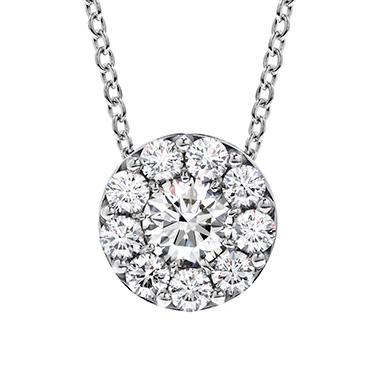 All Diamond Necklaces