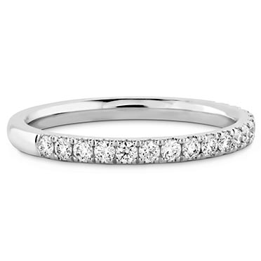 Wedding Ring With Band | Wedding Bands And Diamond Jewelry Hearts On Fire
