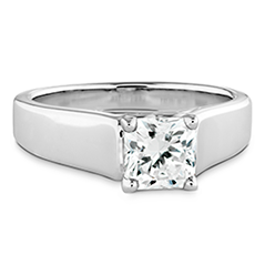 Adoration Dream Solitaire Engagement Ring