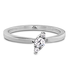Aerial Stackable Band - Regal Angle