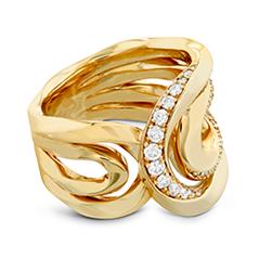 Atlantico Crest Ring