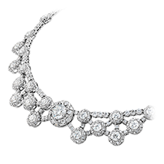 Atlantico Diamond Necklace