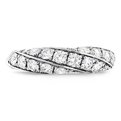 Atlantico Pave Right Hand Ring