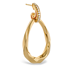 Atlantico Pear Drop Earrings
