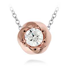 Atlantico Single Diamond Pendant