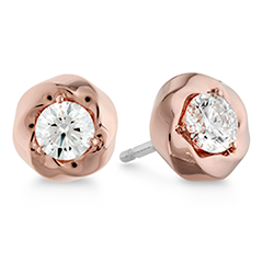 Atlantico Single Diamond Studs
