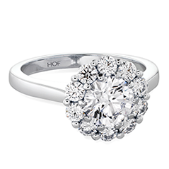 Beloved Open Gallery Engagement Ring