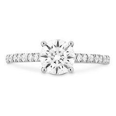 Cali Chic Diamond Engagement Ring