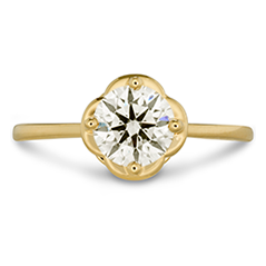 Desire Simply Solitaire Engagement Ring