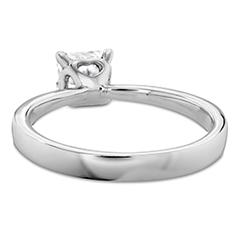 Dream Signature Solitaire Engagement Ring