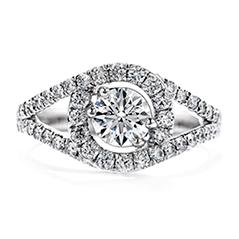 Endeavor Engagement Ring