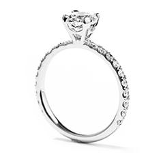 Enrichment Dream Engagement Ring