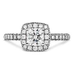 Euphoria Dream Pave Engagement Ring