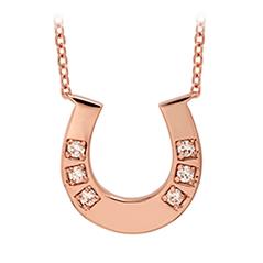 HOF Horseshoe Necklace