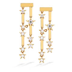 Illa Constellation Drop Earrings