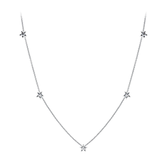 Illa Five-Station Necklace