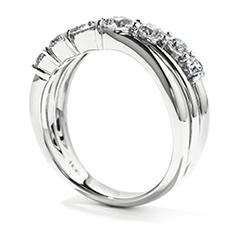 Intermingle Single Right Hand Ring