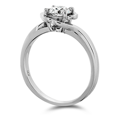 Lorelei Bloom Solitaire Engagement Ring