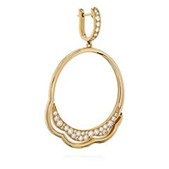Lorelei Circle Earrings
