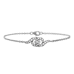 Lorelei Diamond Bracelet