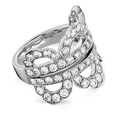 Lorelei Diamond Right Hand Ring