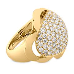Lorelei Dome Right Hand Ring