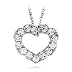 Lorelei Heart Pendant