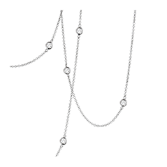 Obsession Five-Station Necklace