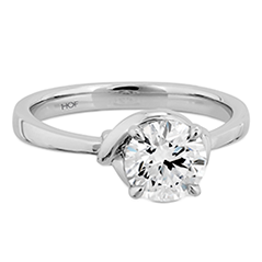 Optima Solitaire Engagement Ring