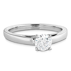 Simply Bridal Solitaire Engagement Ring