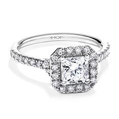 Transcend Dream Engagement Ring