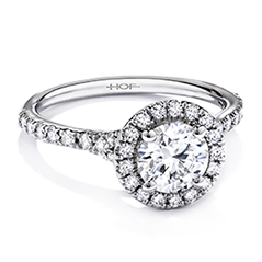 Transcend Engagement Ring