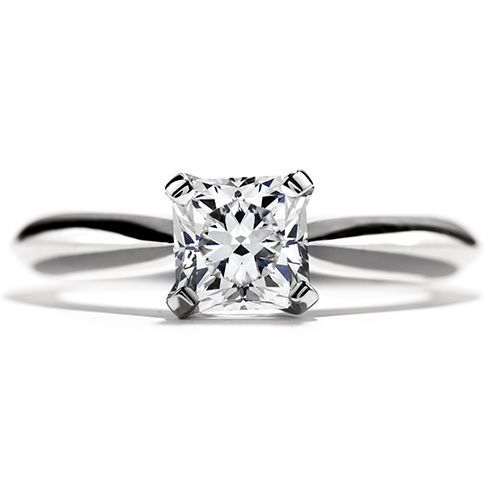 Adoration Dream Solitaire Engagement Ring Old