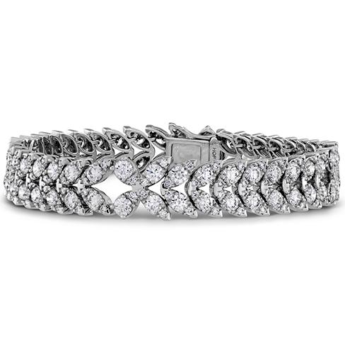 Diamond Bracelets and Diamond Bangles