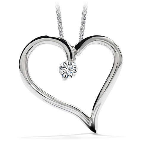 21 Best Heart Necklaces for Christmas 2019  Heavycom