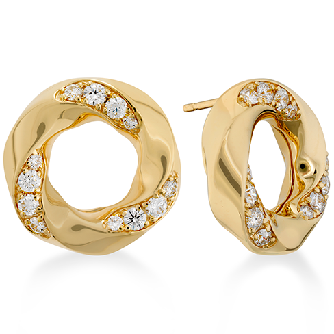 Atlantico Circle Earrings