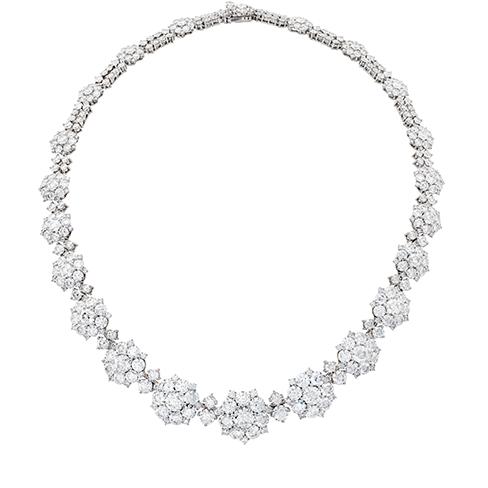 Beloved Cluster Necklace