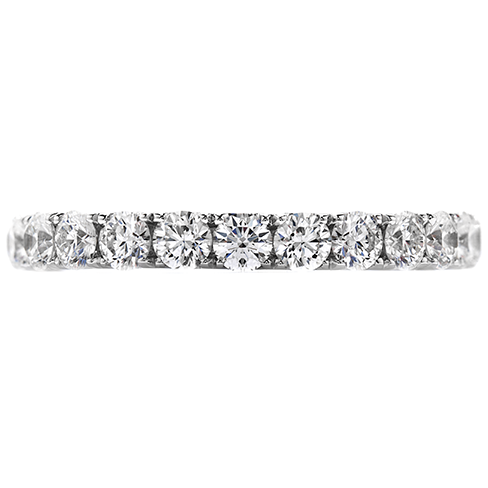 Beloved Wedding Band to Match Diamond Solitaire