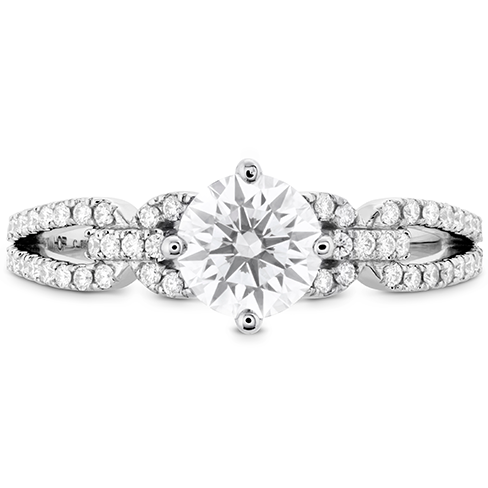 Brielle Engagement Ring Diamond Intensive