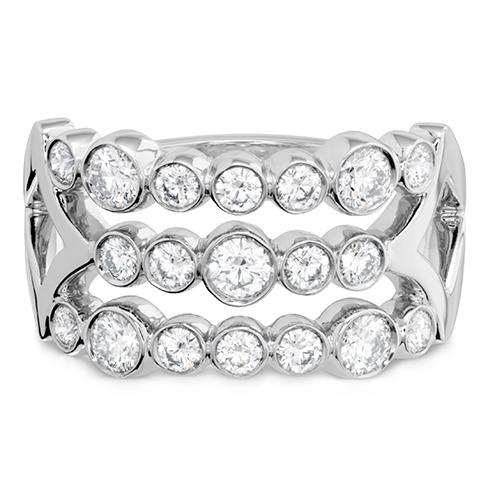 Copley Bezel Right Hand Ring
