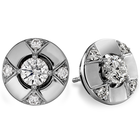 Copley Five Diamond Studs