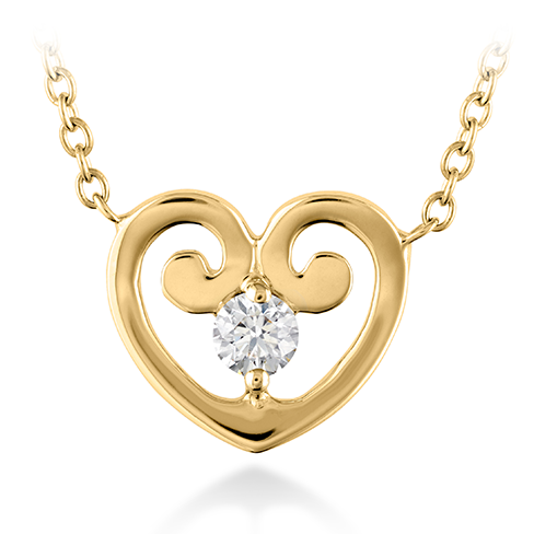 Copley Love Heart Pendant