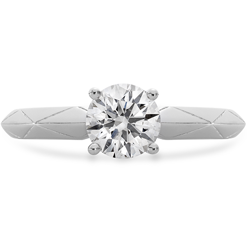 Debut Solitaire Engagement ring