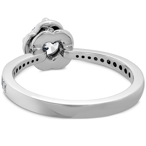 Desire Simply Engagement Ring - Diamond Band