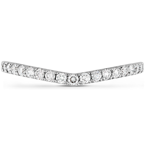 Destiny Pointed Diamond Band