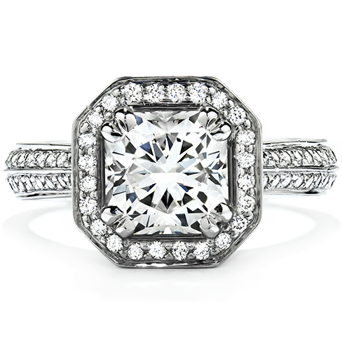 Distinction Engagement Ring
