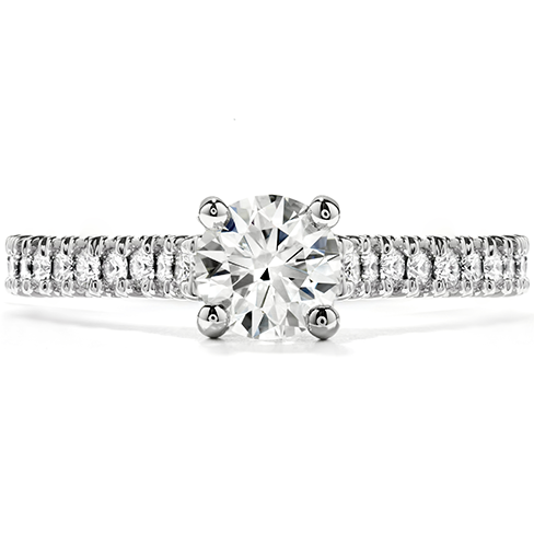 Enticement HOF Engagement Ring