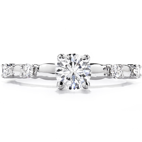 Fairy Tale Five Stone Engagement Ring