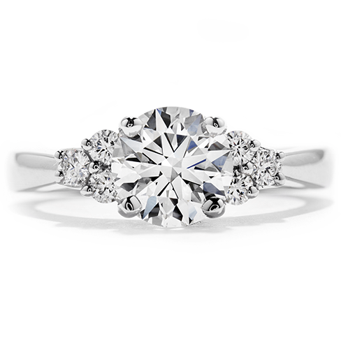 Grandeur Engagement Ring